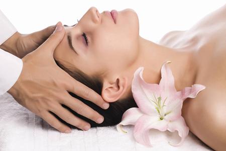 масаж обличчя